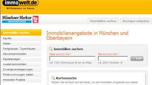 Haus Kaufen Immowelt Wohnungen Und Immobilien Anzeigen Für Münchner Merkur Und Tz Auf