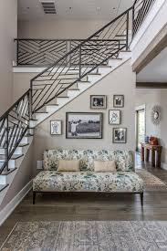 how to make traditional floral prints look modern hgtv s foyer with framed art floral settee