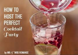 how to host the cocktail the ebook mr and mrs