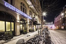 hotel copenhagen first hotel kong frederik in the city center