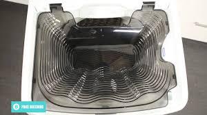 8 5kg top load samsung washing machine wa85j6750sw reviewed by