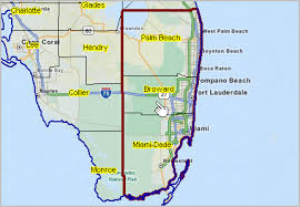 broward central cus map broward county florida population estimates and projections 2010 2020