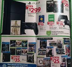 black friday walmart target best buy ps4 games walmart black friday ad neogaf