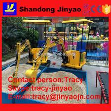 mini excavator for kids kids digging machine amusement