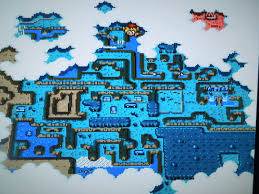 The Legend Of Zelda A Link Between Worlds Map by Zelda Parallel Worlds Remodel Review Snes Obscure Video Games