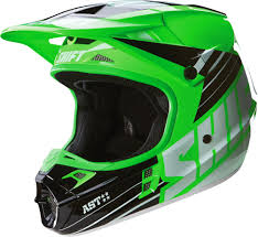 shift motocross helmets shift mx assault race mens off road dirt bike motocross helmets ebay