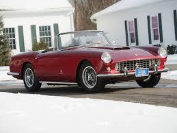 Ferrari California 1960 - 1961 ferrari 250 gt series ii cabriolet by pininfarina youtube