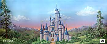 castle backdrop 492d castle in the country theatrical backdrop rentals by