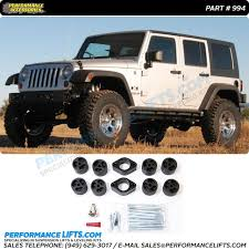 lift kits for jeep wrangler jeep wrangler jk and jk unlimited 2 lift kit 994 fits