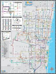 Map Of Miami Dade County by Transportation Services Residential Real Estate Real Estate