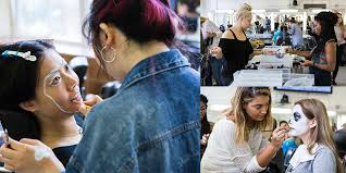make up artist courses the complete makeup artist london college of fashion ual