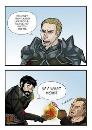 Dragon Age Meme - goddamnit cullen dragon age know your meme