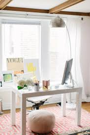 Beautiful Desk 556 Best Glamorous Offices Images On Pinterest Office Spaces