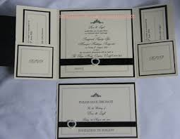make wedding invitations paperlicious oasis wedding invitations