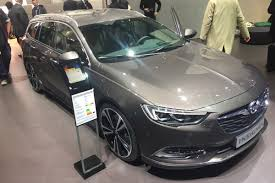 opel insignia sports tourer 2016 new 2017 vauxhall insignia sports tourer revealed prices specs