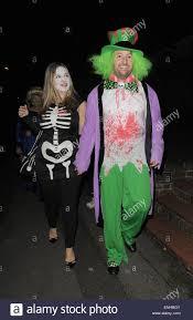 jonathan ross u0027 halloween party arrivals david mitchell attends