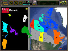 map of canada puzzle canada puzzle geography learning