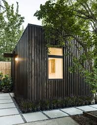 minimalist tiny home in portland features custom furnishings