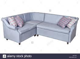 Folding Bed Sofa Corner Sleeper Sofa Folding Bed Upholstered In Fabric Light Gray