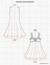 adobe illustrator flat fashion sketch templates my practical