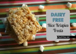 allergy friendly rice krispies treats top 8 free allergy