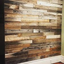 reclaimed wood wall statuswood
