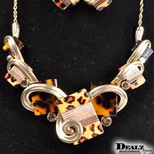 fashion jewelry necklace sets images 2015 new fashion jewelry sets gunmatel plated unique design party jpg