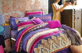 duvet bohemian bedding sets beautiful bohemian bedding uk