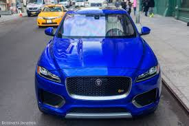 jaguar 2017 jaguar f pace review business insider