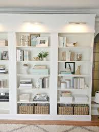 Rattan Bookcase Bookshelf Awesome Ikea Built In Bookcase Awesome Ikea Built In