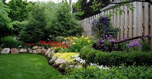 Simple Flower Garden Ideas Flower Garden Ideas For Sun Home Improvement Ideas