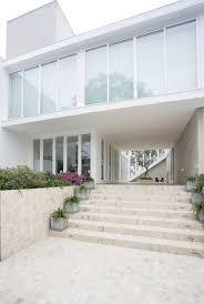 a sleek contemporary home in san isidro