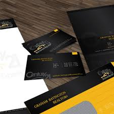 Century 21 Business Cards Business Card Design Contests Real Estate Business Card And