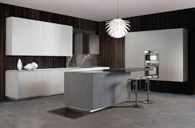 Contemporary Kitchen Contemporary Kitchen Laminate Island Lacquered Monolite Scic
