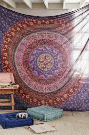 Hippie Bedroom Decor by Best 10 Hippie Tapestries Ideas On Pinterest Hippie Room Decor