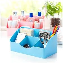 Desk Storage Containers Makeup Basket Organizer U2013 Eatatjacknjills Com