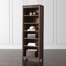 Land Of Nod Bookshelf Cameo Grey Open Bookcase Crate And Barrel
