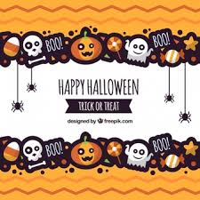 Halloween Desktop Wallpaper Cute Monster And Ghost By Sl Designs by Halloween Vectors Photos And Psd Files Free Download