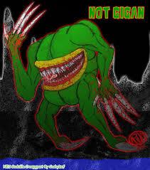 Know Your Meme Creepypasta - not gigan nes godzilla creepypasta know your meme