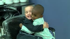 the message of love in this boy u0027s haircut cnn video