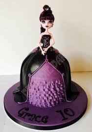 high cake ideas high elissabat doll cake cake by broadie bakes cakesdecor