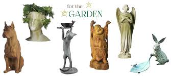 garden sculptures statues fountains lawn ornaments