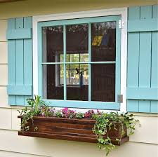 Window Boxes Planters by How To Build Window Wood Box Planters Hometalk