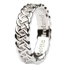 celtic mens wedding bands mens celtic wedding rings sm sd14