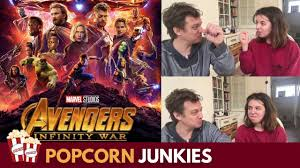 avengers infinity war new trailer reaction and review youtube