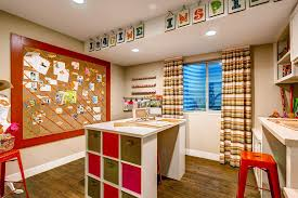 Design A Craft Room - craft room ideas to help you get it right dig this design