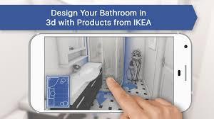 3d bathroom for ikea room plan u0026 interior design android apps
