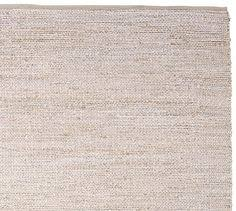Heathered Chenille Jute Rug Reviews Marled Grey Woven Cotton Rug Modern Living Rooms And Room