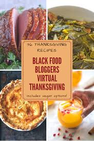 black food thanksgiving recipe roundup the hungry hutch