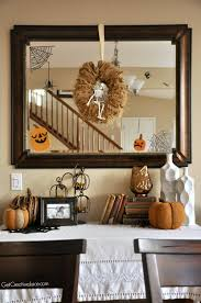 Halloween Decor Home by Halloween Decorations Home Tour Quick And Easy Ideas